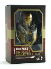 Hot Toys Iron Man Mark XVII 1/6 Scale Collectible Bust Heartbreaker MK17 Limited