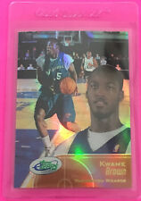 2001 eTopps #54 Kwame Brown RC Rookie - Wizards #/2640 - In Hand FREE SHIPPING