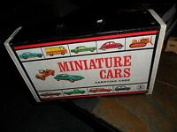 1966 Mattel Inc 40 Slot Carrying Case for Miniature Cars for HOT WHEELS MATCHBOX