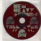 (DA977) New Heavy Sounds Vol 2, 18 tracks various artists - DJ CD