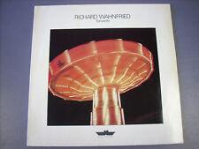 RICHARD WAHNFRIED TONWELLE KLAUSE SCHULZE 81 ORIGINAL VINTAGE VINYL LP SIZED 45