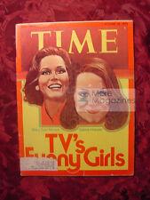 TIME October 28 1974 Oct 74 10/28/74 MARY TYLER MOORE VALERIE HARPER +++