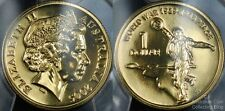 2005 $1 UNC dancing man coin EXCELLENT CONDITION