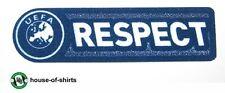 Original UEFA Respect Logo Flock/Patch 2011/12