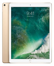 Apple iPad Pro 2nd Gen. 256GB, Wi-Fi + Cellular, 12.9in - Gold (Unlocked)