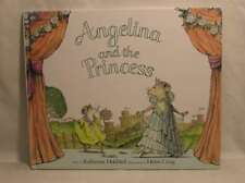 Angelina and the Princess (Picture Puffin), Holabird, Katharine, Excellent Book