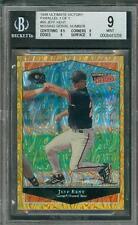 1/1 1999 Ultimate Victory Jeff Kent #99 BGS 9 Missing Serial Number Giants
