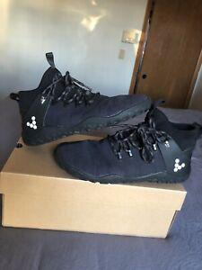 Vivobarefoot Magna Trail Men's Size 41 Black