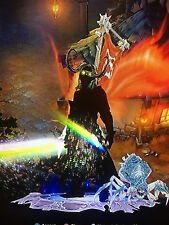 DIABLO 3 PS4 MODDED PATCH 2.5 WIZARD GRIFT 150 POWER LEVEL SET + WING + PET