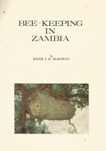 BEE KEEPING IN ZAMBIA ROGER SILBERRAD BEES BEEHIVE APIARY  1976
