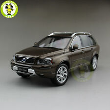 1/18 Volvo XC90 XC Classic SUV Diecast Model Car SUV Twilight Bronze Brown Color