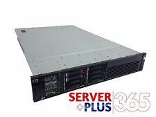 HP ProLiant DL380 G7 server 2x 6-Core 2.66GHz 128GB RAM 2x 450GB 6G SAS DVD