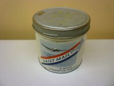 1940's Canadian Daily Mail Advertising Cigarette Tobacco Tin