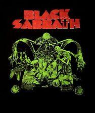 BLACK SABBATH cd cvr SABBATH BLOODY SABBATH CUT OUT Official SHIRT LRG New ozzy