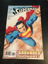 Superman#714 Incredible Condition 9.0(2011) Igle Art!!