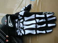 skeleton MTB BMX Road Cycling Bike Bicycle full Finger Glove Sport Short Gloves