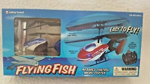 Flying-fish Infrared Control Micro Copter