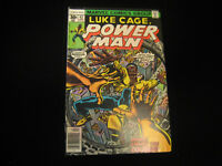 Power Man #42 (Apr 1977, Marvel) MID GRADE