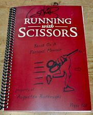 Running With Scissors  Movie Press Kit HAND SIGNED Annette Bening PLUS MORE