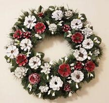 1367bfe913cf7 Red Wreath Door Décor for sale