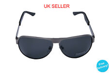 Mens Grey Lense Driving Outdoor Fishing Sports Sunglasses Shades Fashion Eyewear