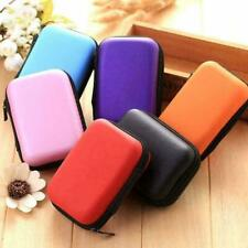 Pro Waterproof EVA External USB HDD Hard Drive Disk Case Carry Pouch Storag H5M8
