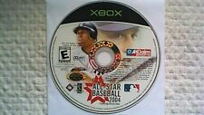 All-Star Baseball 2004 (Microsoft Xbox, 2003)