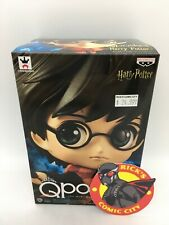 Harry Potter Q-Posket Pvc Statue Figure Banpresto Jk Rowling Wizarding World