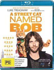 A STREET CAT NAMED BOB BLU-RAY, NEW & SEALED, REGION B, FREE POST
