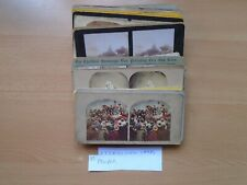 More details for stereoviews x 35.various 19th century images of people.
