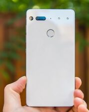 Unlocked  Essential Phone PH-1 128 GB Pure White HSO With 3 Months Warranty