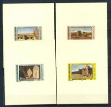 Mauritania 1983 Mi. 783-786 Foglietto 100% Foglietto di lusso Cultura MNH