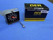 NEW 1969-74 Chevy Nova In Dash Mounted Clock OER 994125 Quartz GM Licensed