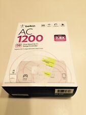 Belkin AC1200 Dual-Band Wi-Fi Range Extender - White (F9K1127)