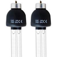 Cloverleaf UV Smartstart Bulb 24W 36W 48W 72W 144W UVC Lamp Koi Fish Pond