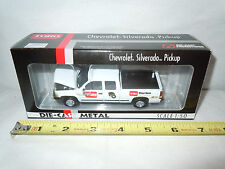 Toro Wheel Horse Lawn Mowers Chevrolet Silverado Pickup By DCP 1/50th Scale