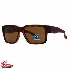 ARNETTE SUNGLASSES SUPPLIER 4213 2152/83 Fuzzy Havana Brown Frame POLARIZED