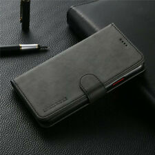 Для Apple iPhone 11 Xr Xs макс 6 7 8 плюс чехол магнитный откидной бумажник кожаный чехол