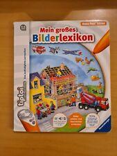 Tiptoi Buch Mein Grösses Bilderlexicon Meal Edition Ravensburger