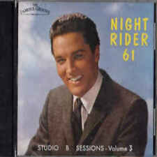 Elvis Presley - NIGHT RIDER '61, Studio B Sessions Vol.3 CD - New Original Mint