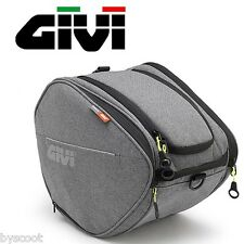 Sac tunnel GIVI EA105GR gris sacoche Easy maxiscooter Forza T-max Majesty N-Max