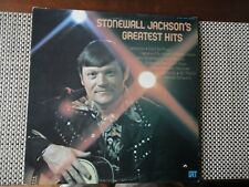 Stonewall Jackson - Greatest Hits includes Waterloo, Don't Be Angry & 8 more