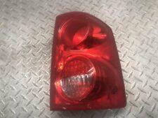 05-11 DODGE DAKOTA PASSENGER REAR TAIL LIGHT OEM 166-02172R