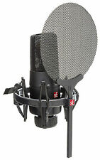 SE Electronics X1 S Vocal Pack - X1s Condenser Microphone Pop Shield 3m Cable