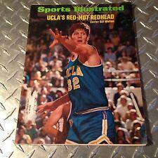 Sports Illustrated 1972 Bill Walton UCLA Basketball