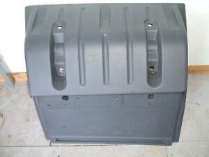 MAN TGA 2000-2007 rear L/H mudguard mudwing 81.66410.0173