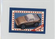 1989 Series 1 Base #54 Sun Color Changers 1979-85 Mazda RX-7 Non-Sports Card 0w6