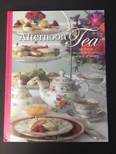 Afternoon Tea (2013, Hardcover) Brand New Book