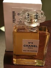 Chanel No5 3.4oz Eau De Parfum NIB Perfume Testr #5 FREE SHIPPING