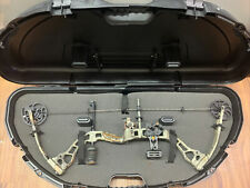 Diamond By Bowtech Stud Compound Bow WITH PLANO CASE